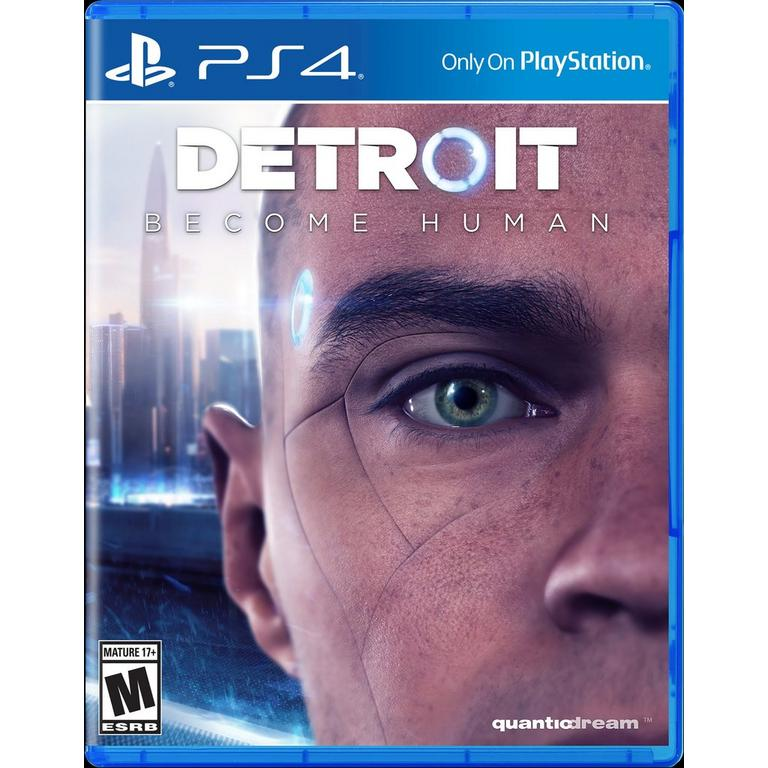 Detroit Become Human | PlayStation 4 | GameStop