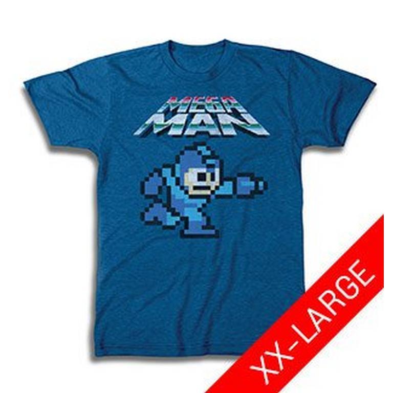 Mega Man 8-Bit T-Shirt
