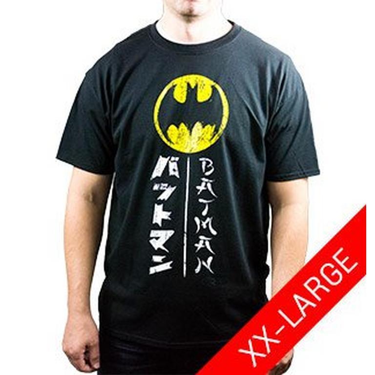 Batman Logo Japanese Sign T-Shirt