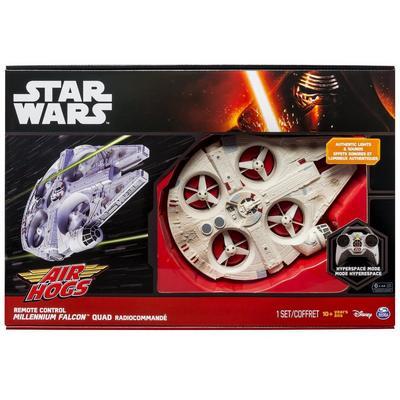 Air Hogs Star Wars RC Millenium Falcon Quad