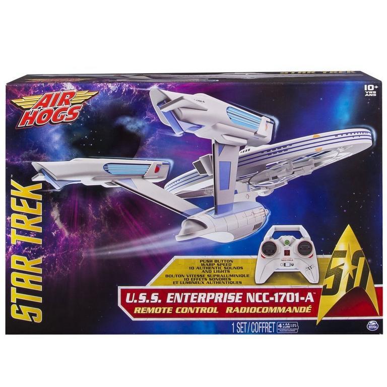 Air Hogs Star Trek RC Enterprise Quad