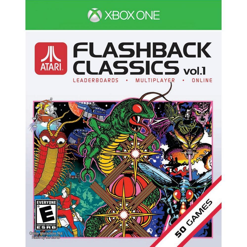 Atari Flashback Classics Volume 1 | Xbox One | GameStop