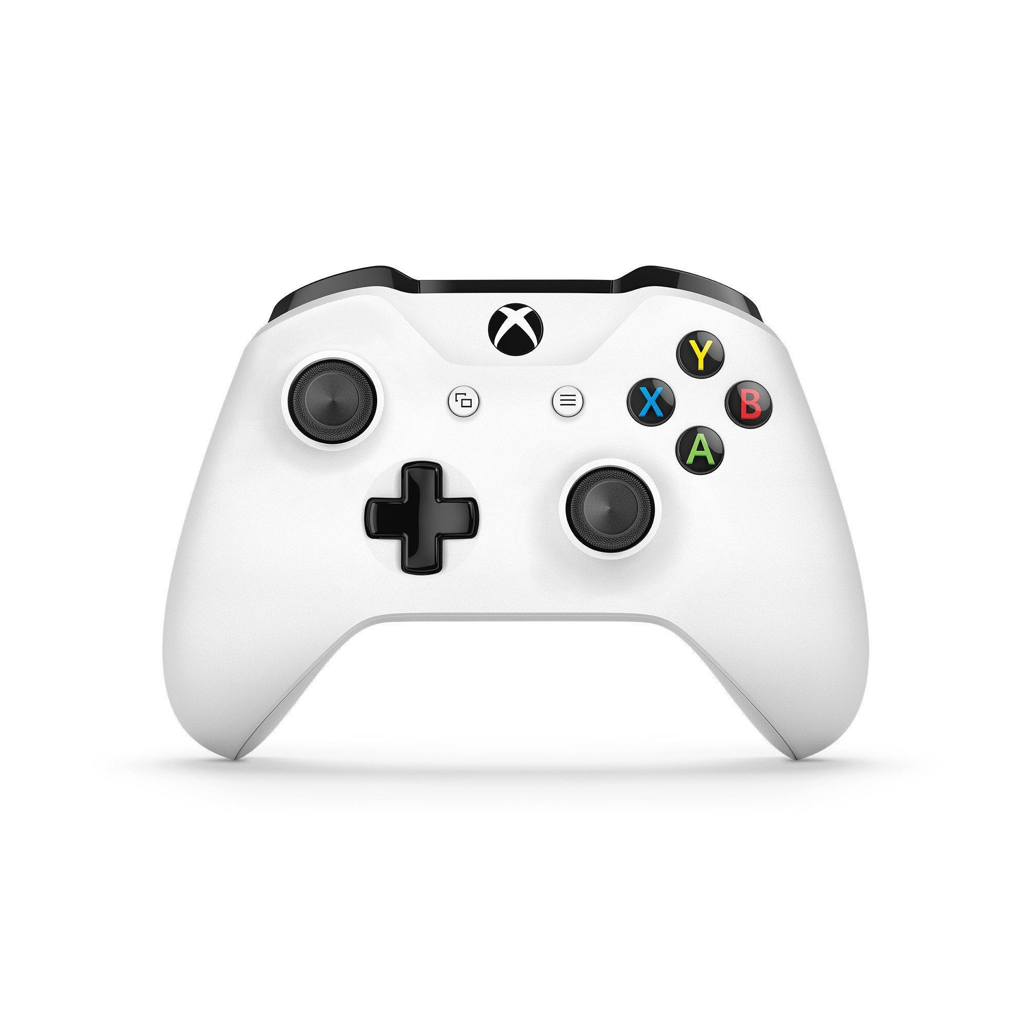 Microsoft Xbox One Polar White Wireless Controller