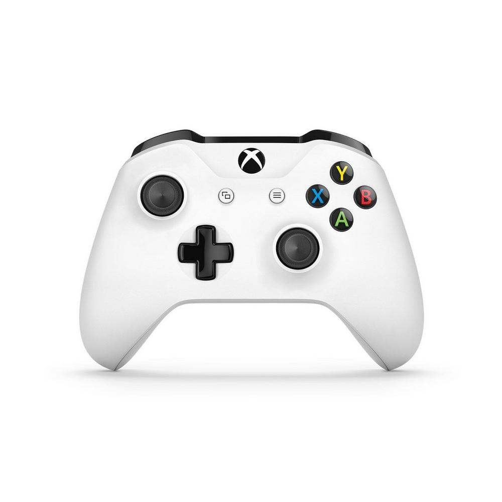 Microsoft Xbox One Polar White Wireless Controller | Xbox
