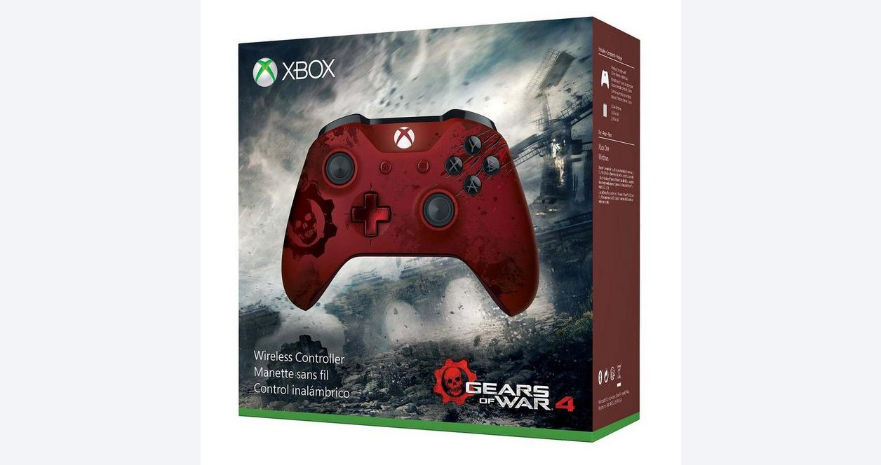 Xbox One Ocean Shadow Special Edition Wireless Controller