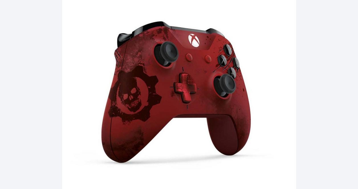 Microsoft Xbox Ocean Shadow Special Edition Wireless Controller