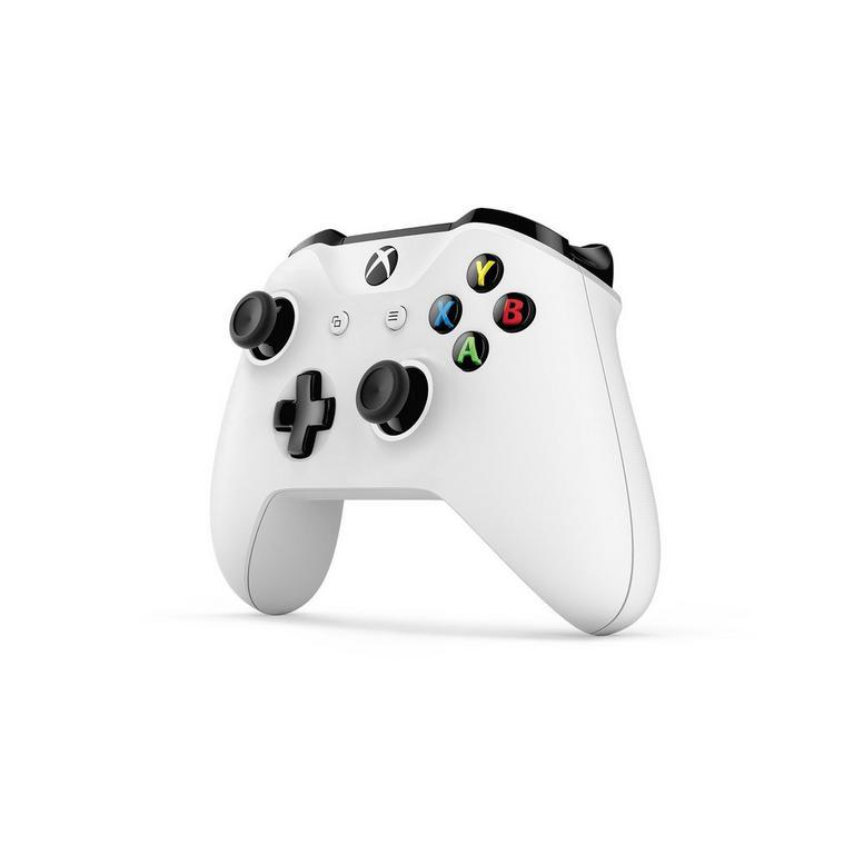 Xbox One Polar White Wireless Controller