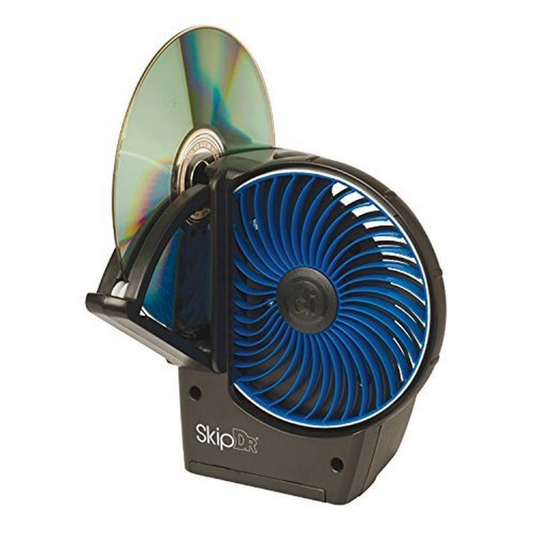 SkipDr Disc Repair System + Clean