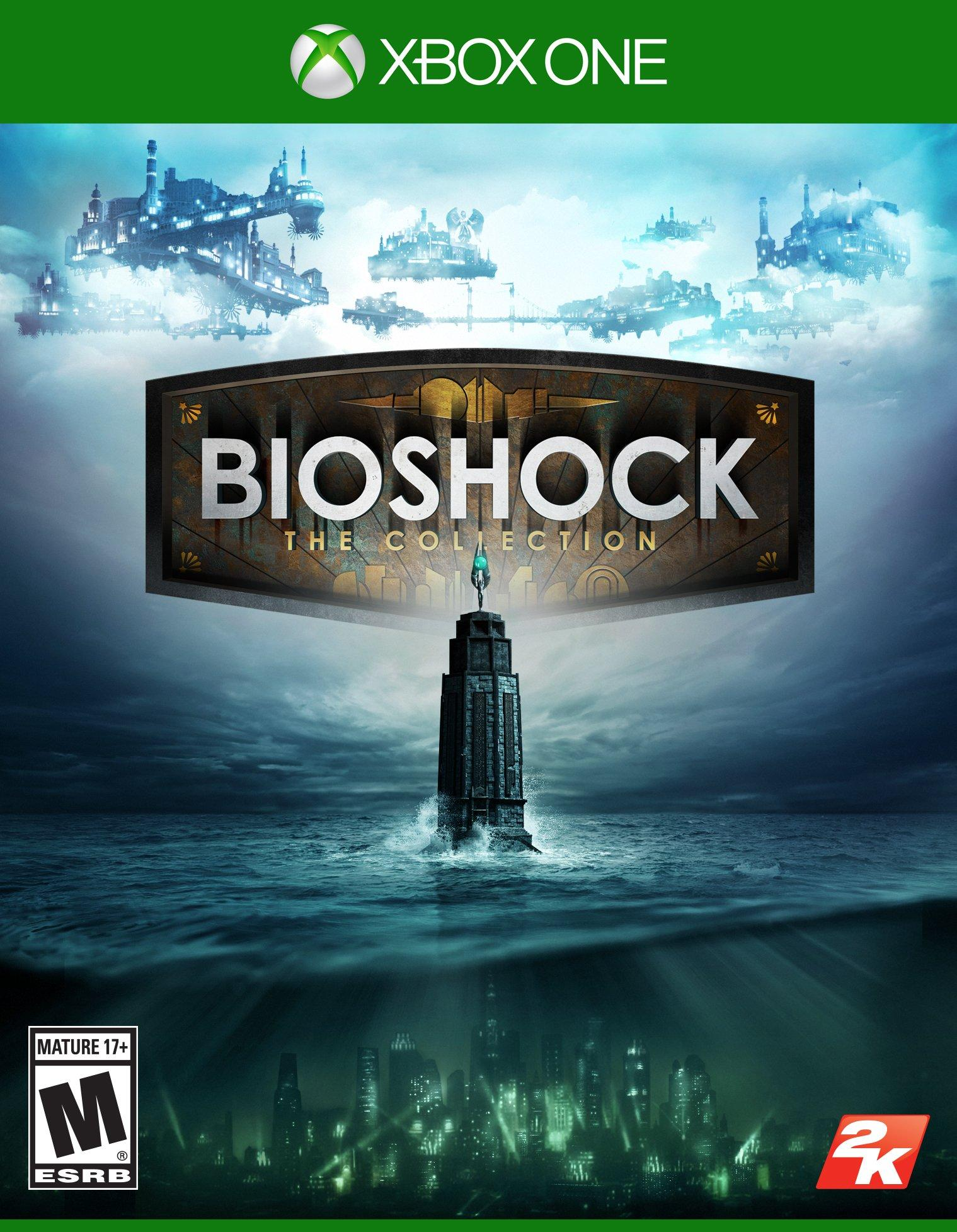 BioShock The Collection | Xbox One | GameStop