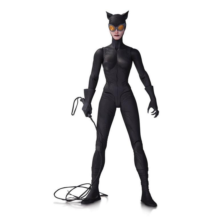 DC Comics Designer Series: Jae Lee (Series 1) Catwoman Figure