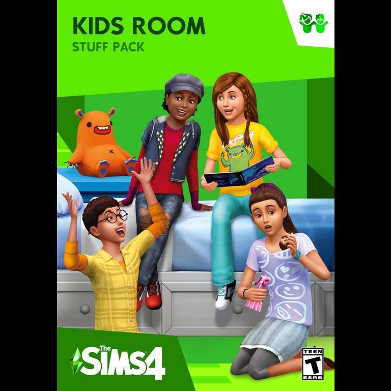 The Sims 4: Kids Room Stuff