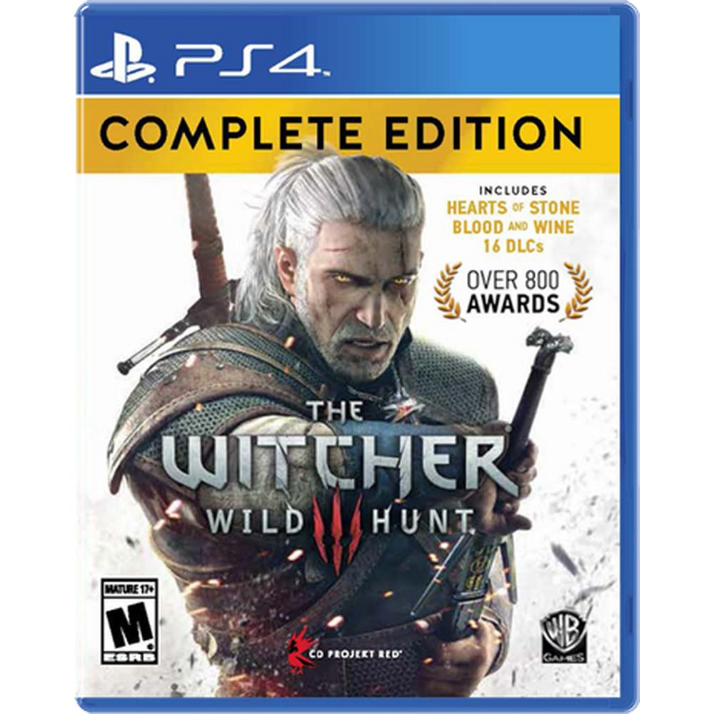 The Witcher III: Wild Hunt Complete Edition | PlayStation 4 | GameStop