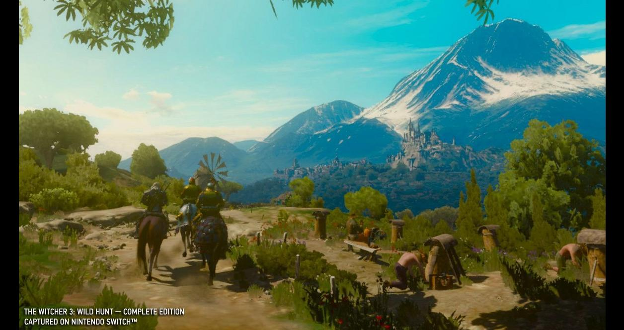 The Witcher III: Wild Hunt Complete Edition