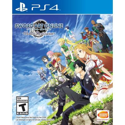 Sword Art Online: Hollow Realization | PlayStation 4 | GameStop