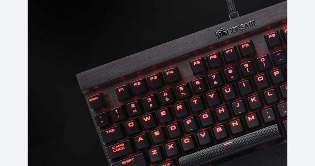 Corsair K70 LUX Mechanical Keyboard
