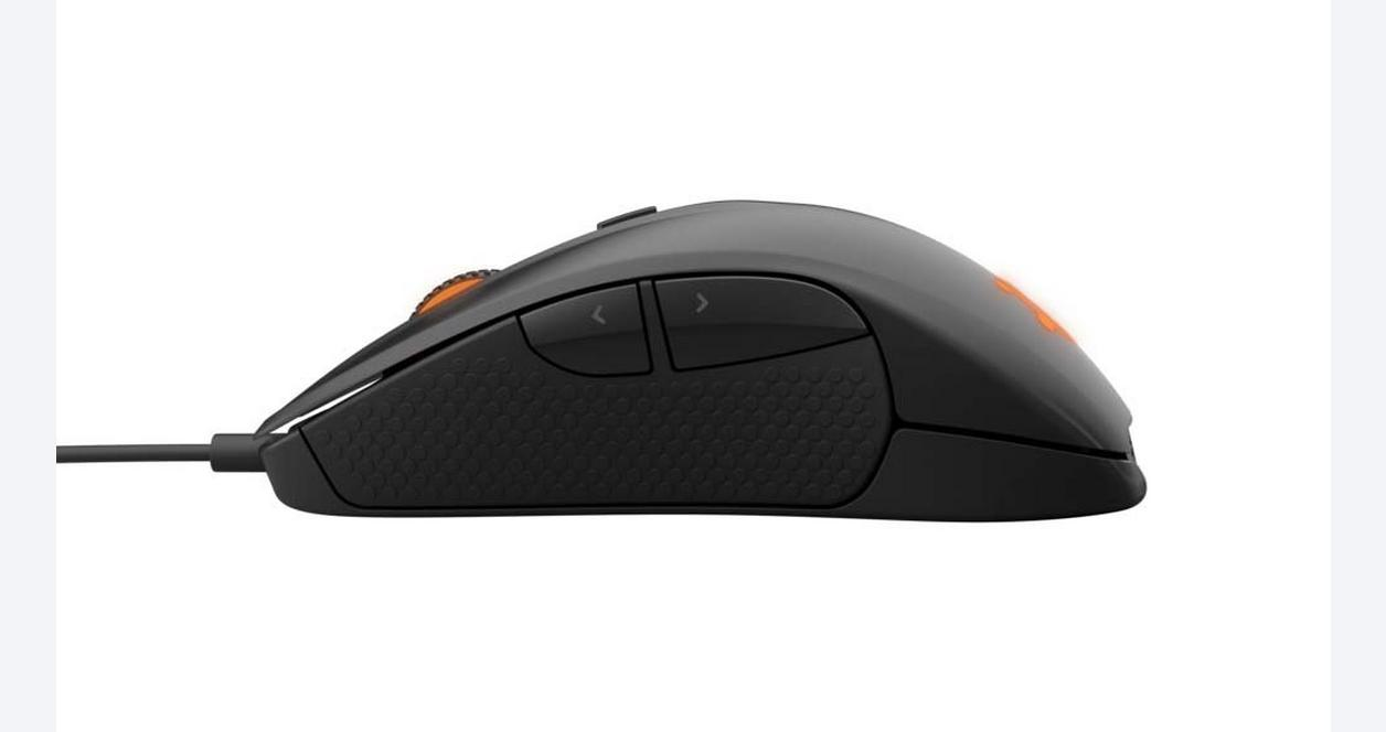 SteelSeries Rival 300 Black Mouse