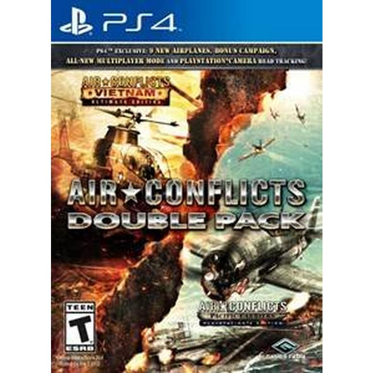 Air Conflicts Double Pack | PlayStation 4 | GameStop