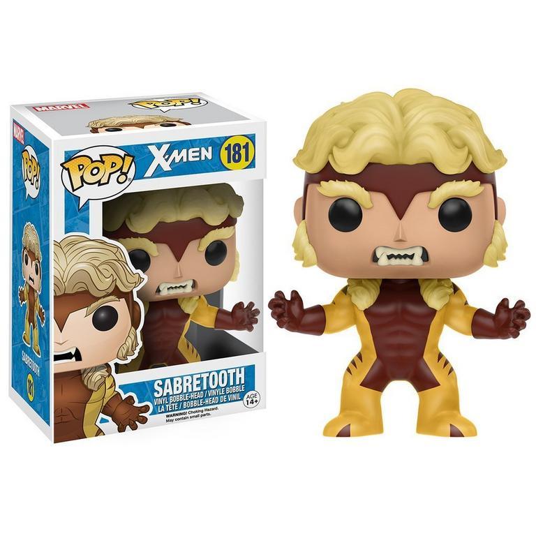 POP! Marvel: X-Men - Sabertooth