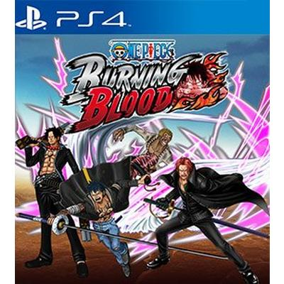 One Piece: Burning Blood - Character Pack