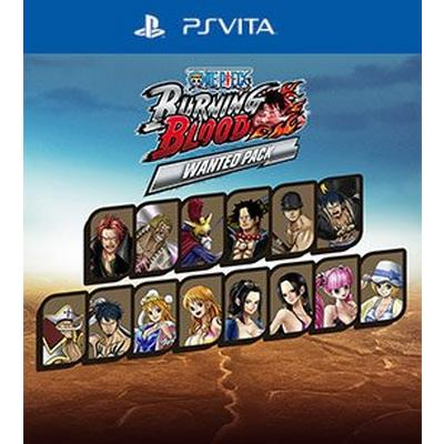 One Piece: Burning Blood - Wanted Pack