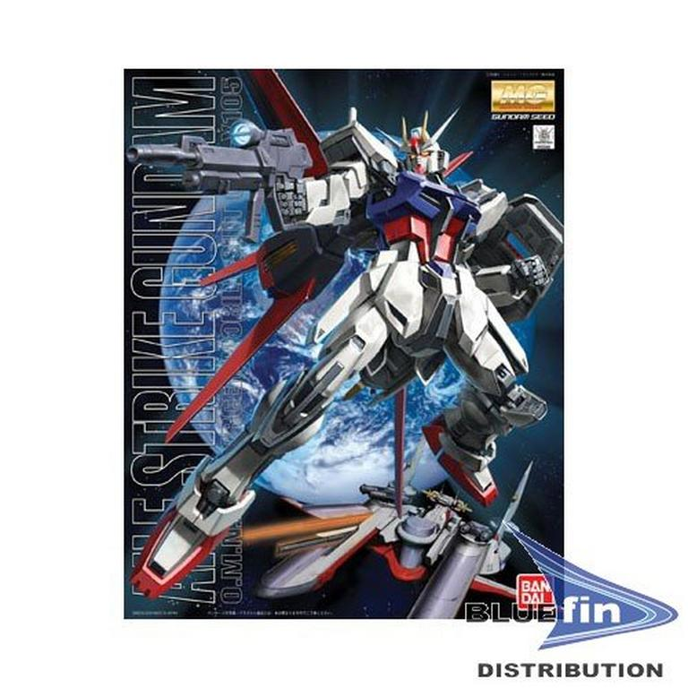 Master Grade Aile Strike Gundam (Ver. RM) Model Kit