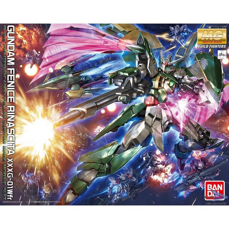 Gundam Build Fighters Gundam Fenice Rinascita Master Grade Build Fighters Model Kit