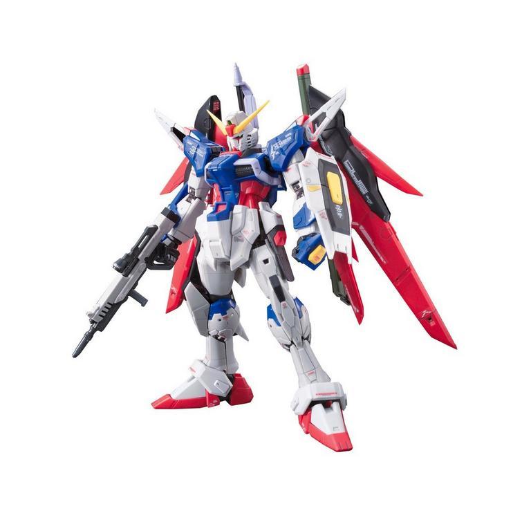 Real Grade 1/144 Destiny Gundam Model Kit