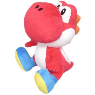 Super Mario Red Yoshi 6 inch Plush