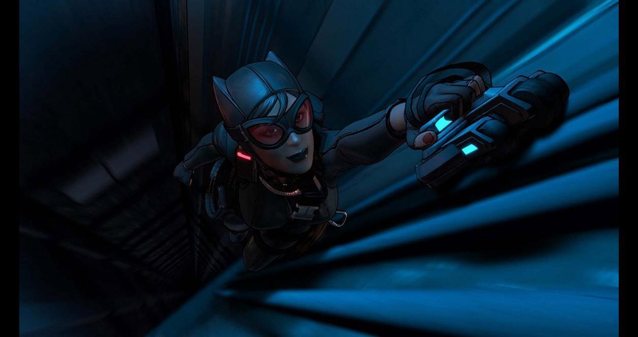 Batman: The Telltale Series