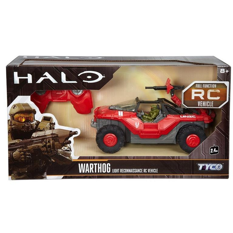 Halo: Warthog Light Reconnaissance RC Vehicle
