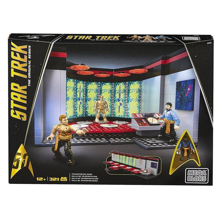 Mega Bloks: Star Trek Transporter Room Set