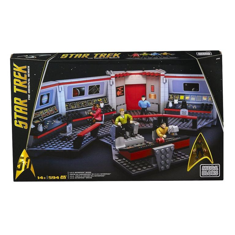 Mega Bloks: Star Trek USS Enterprise Bridge Classic Set