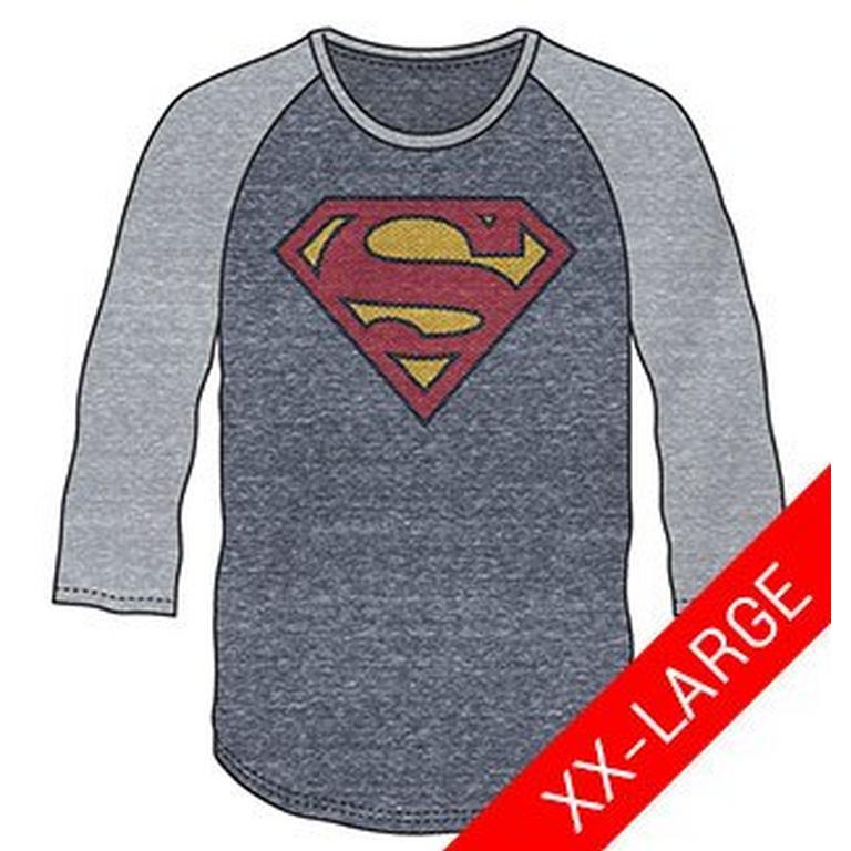 DC Superman Raglan T-Shirt