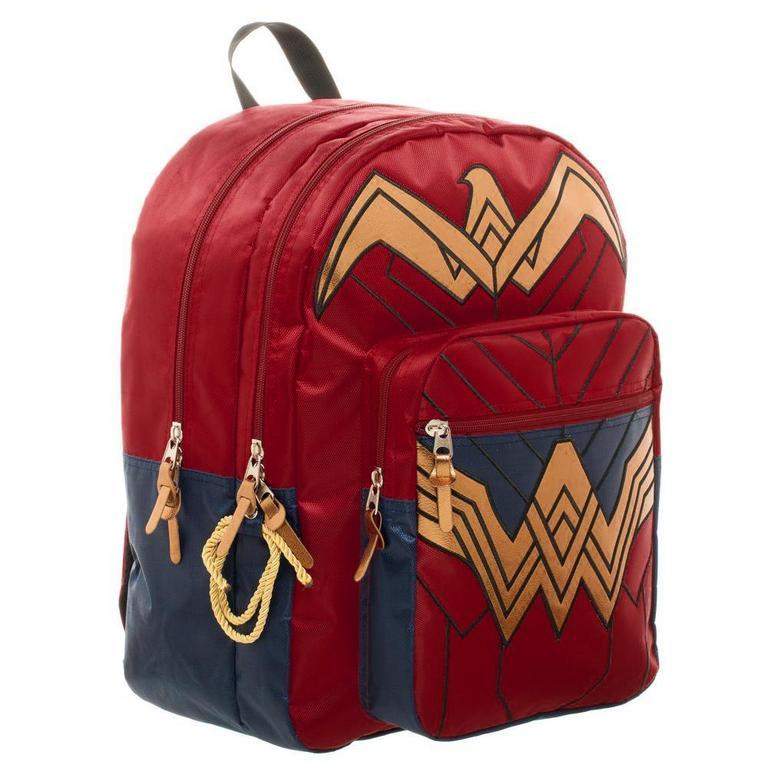 DC Wonder Woman Inspired Back Backpack