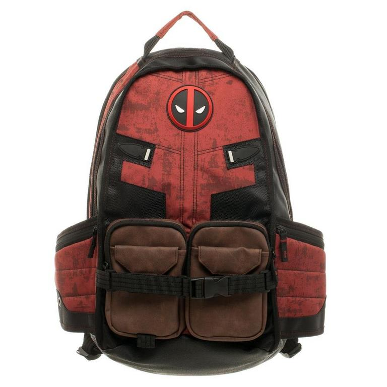 Deadpool Better Built Backpack