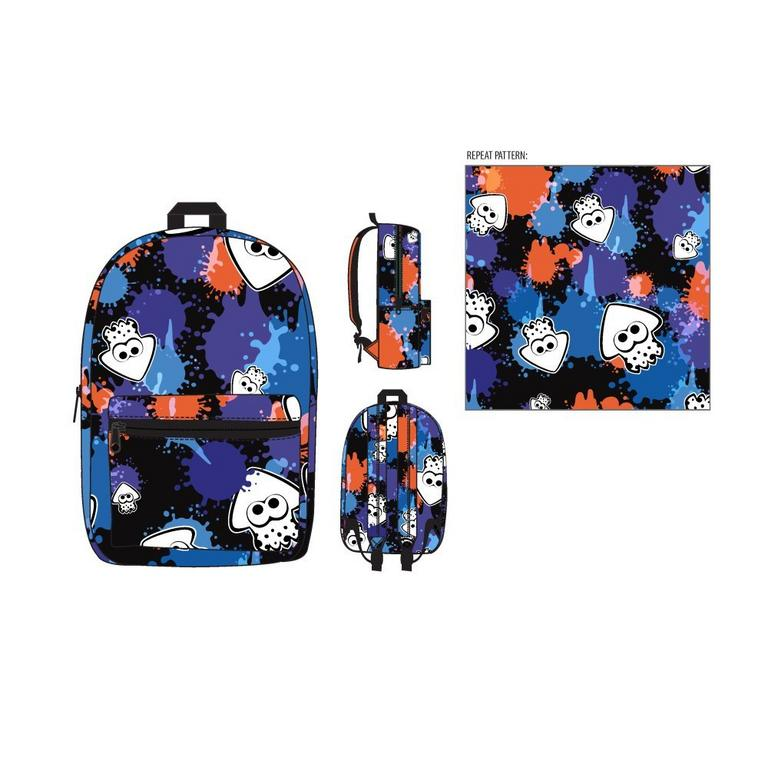 Splatoon Backpack