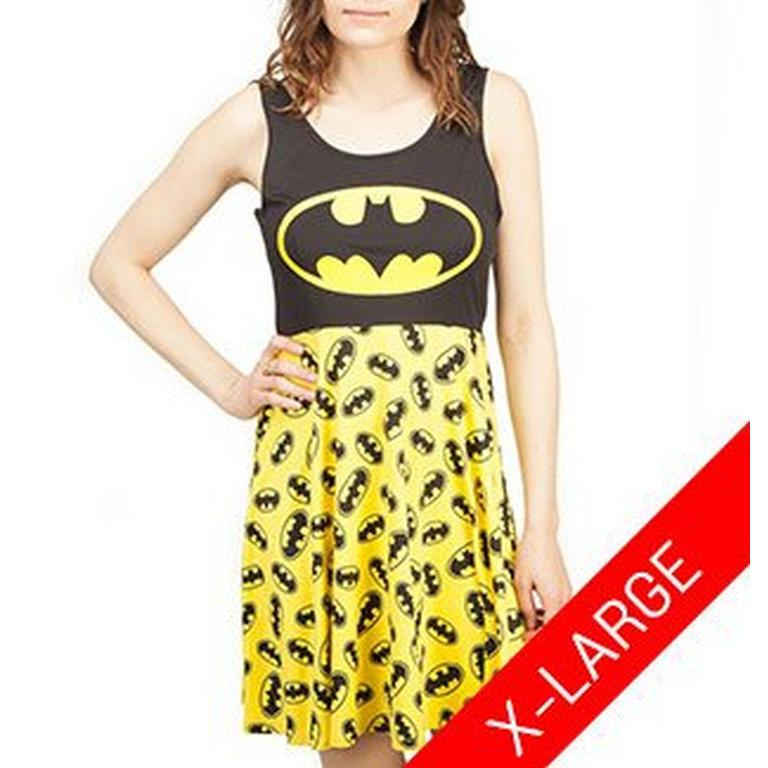 Batman Logo Tie Back Dress