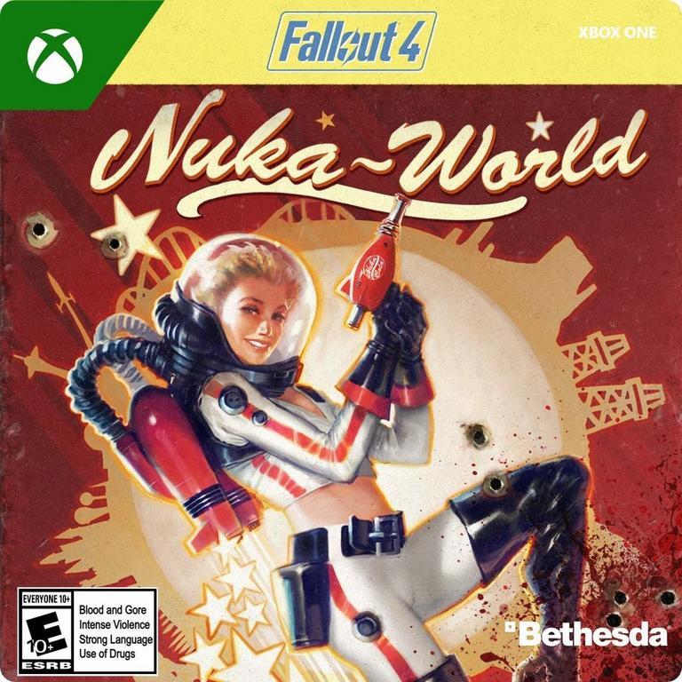 Fallout 4 - Nuka-World | Xbox One | GameStop