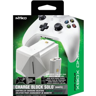 Xbox One Charge Block Solo - White