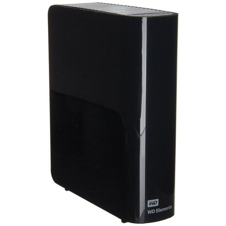 Western Digital Elements 4TB Storage Drive