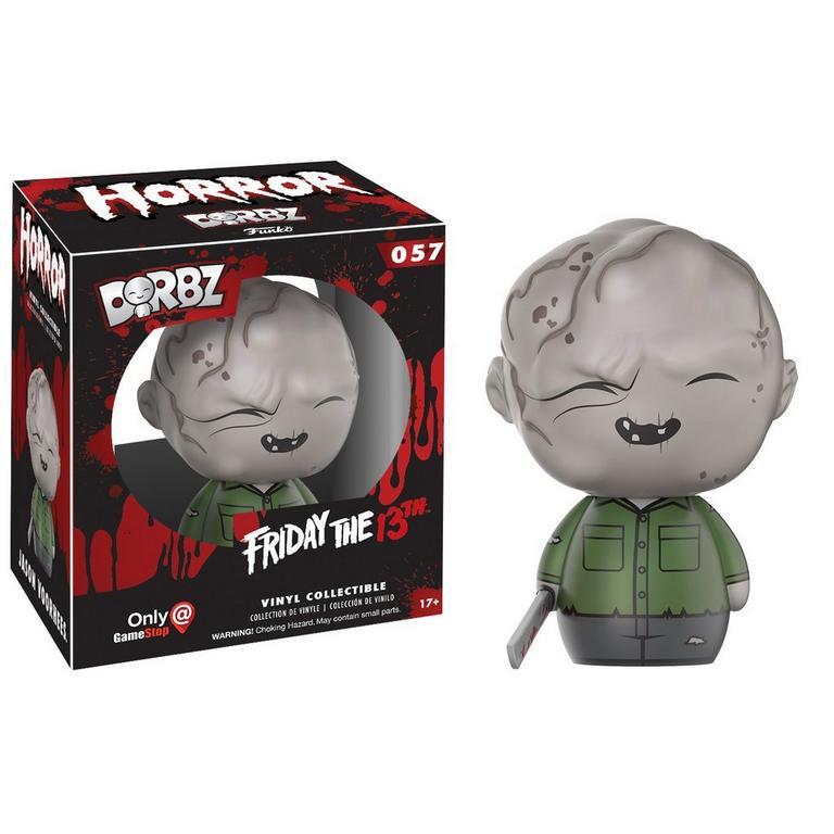 Dorbz: Horror - Jason UnMasked - Only at GameStop