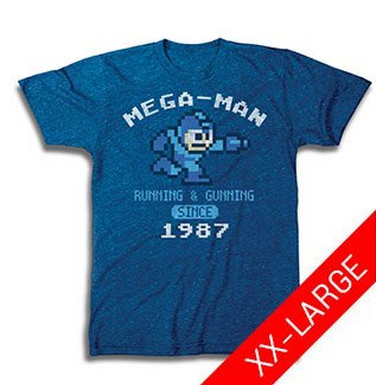 Mega Man Character T-Shirt