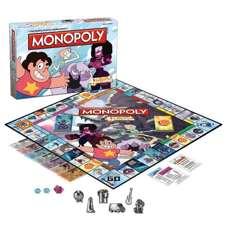 MONOPOLY: Steven Universe