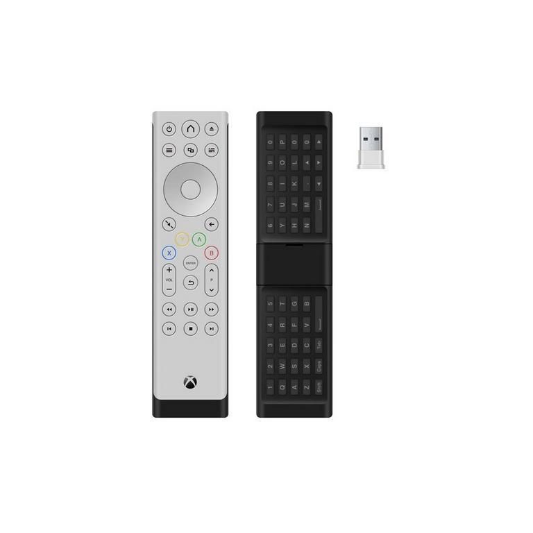 Xbox One Media Remote with Keyboard