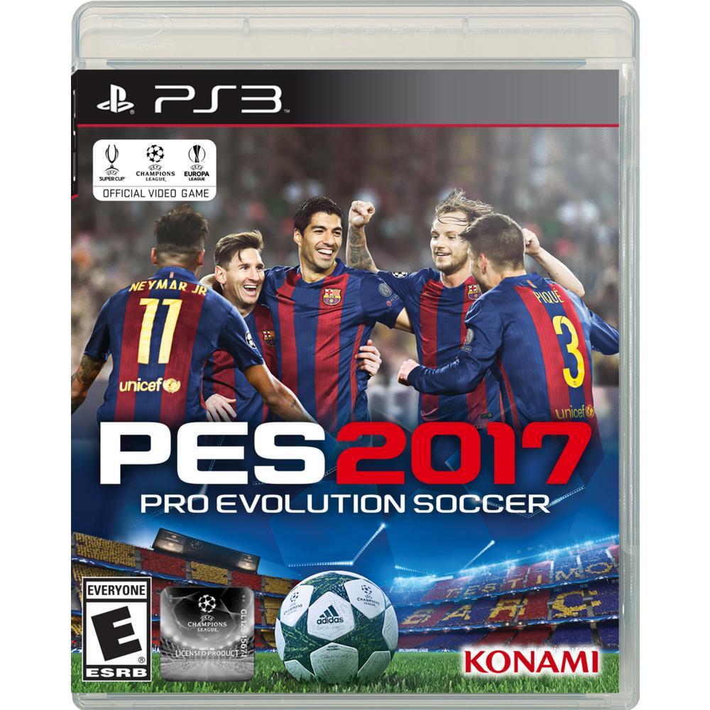 Pro Evolution Soccer 2017 | PlayStation 3 | GameStop