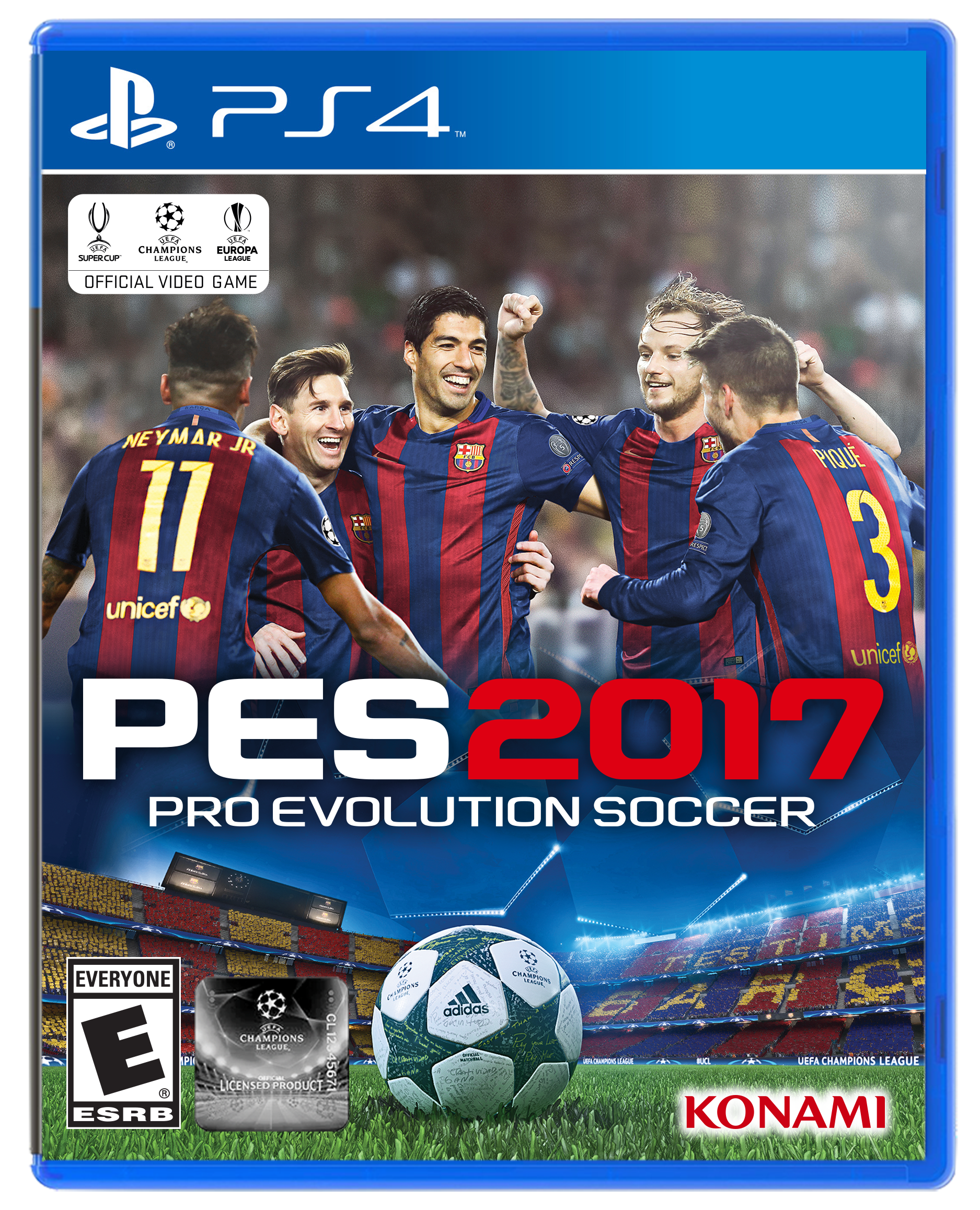 Pro Evolution Soccer 2017 | PlayStation 4 | GameStop