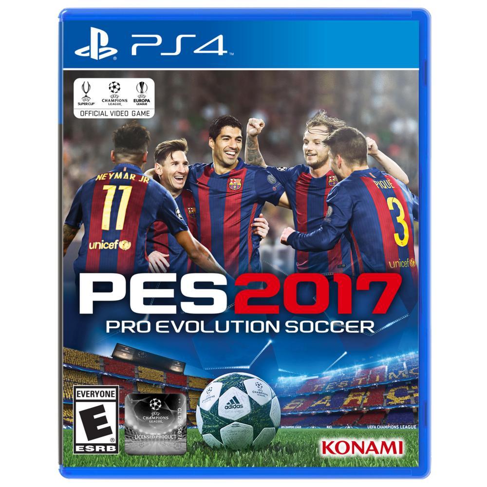 Pro Evolution Soccer 2017 | PlayStation 4 | GameStop