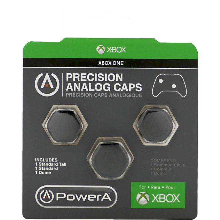 Precision Analog Caps