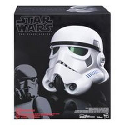 Star Wars Rogue One: The Black Series Imperial Stormtrooper Electronic Voice Changer Helmet