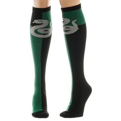 Harry Potter Slytherin Knee-High Socks